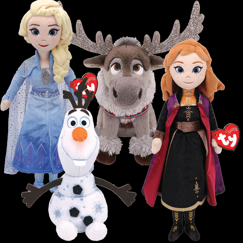 Frozen 2 Winter Bundle - null