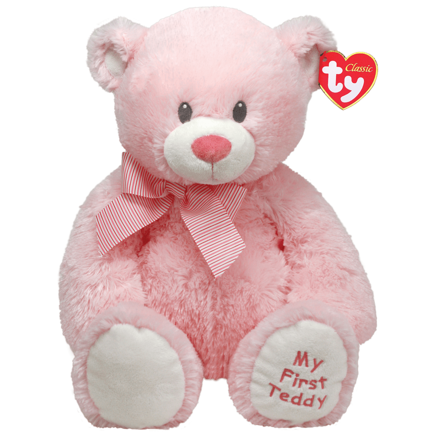 Sweet Baby - Pink Bear Large