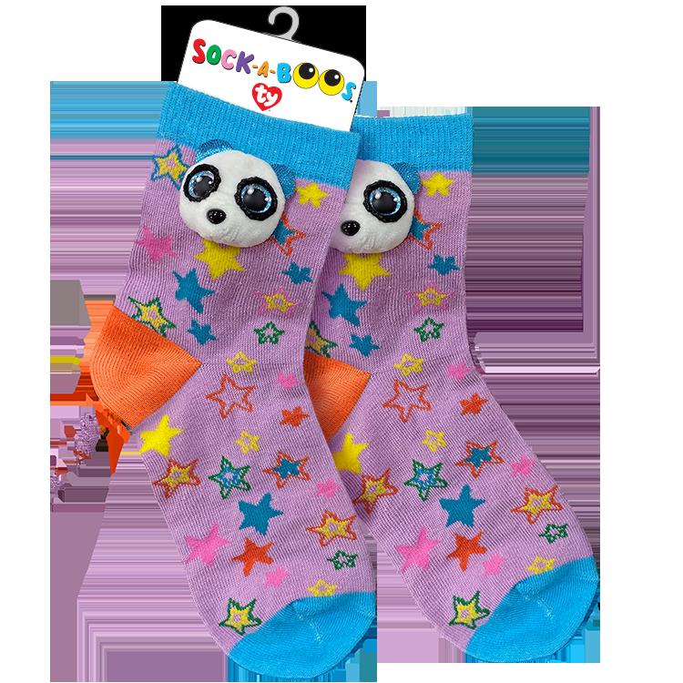 Bamboo - Panda Socks