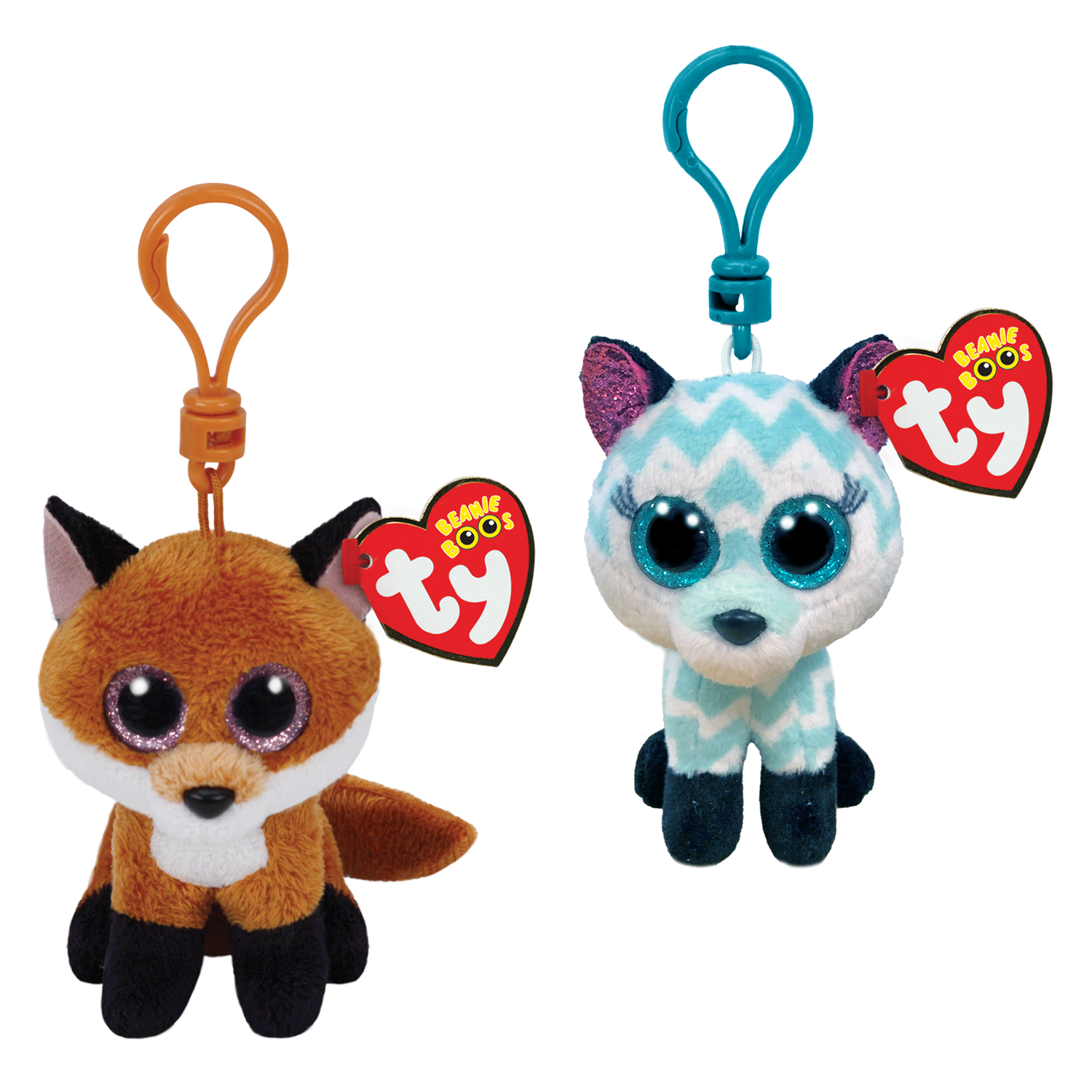 Fab Fox Bundle - Boo Clips