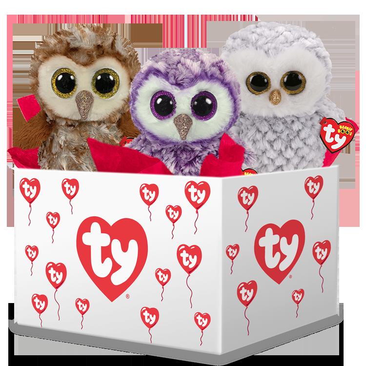 Hoot Owl Bundle - Beanie Boos