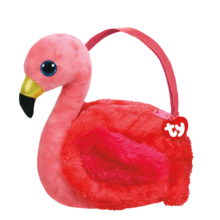 Gilda - Flamingo Purse