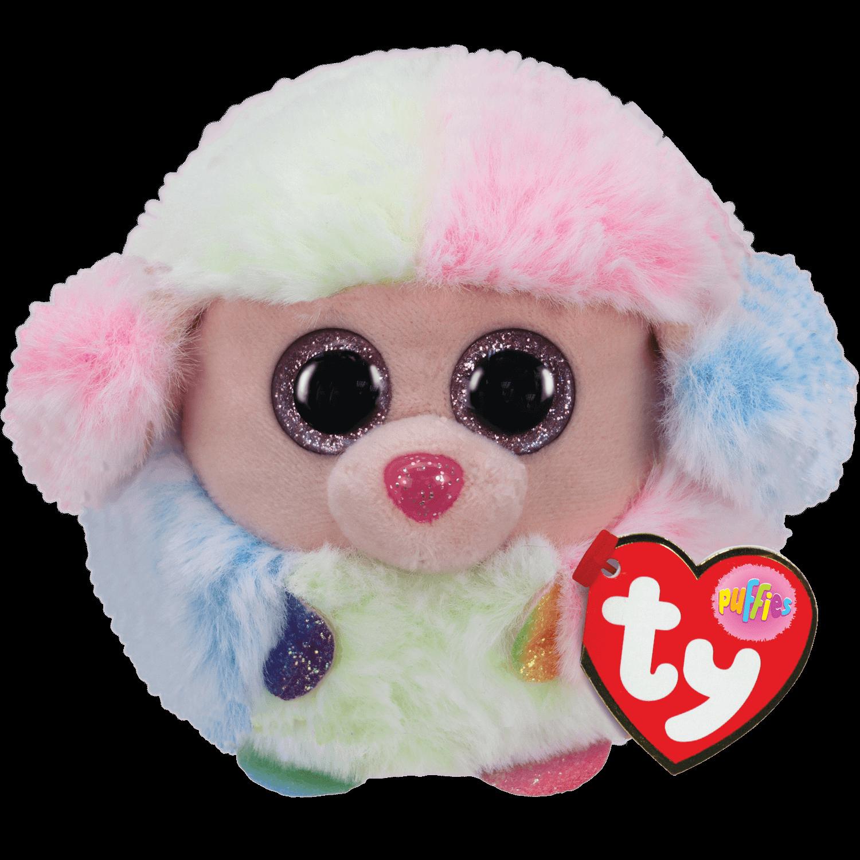 Rainbow - Pastel Poodle