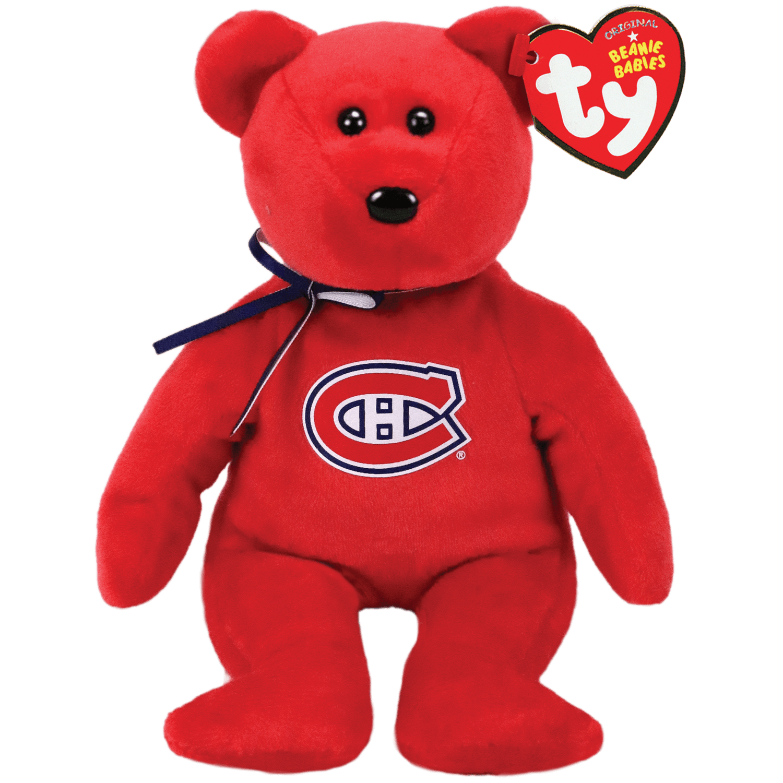 Montreal Canadiens - NHL Bear