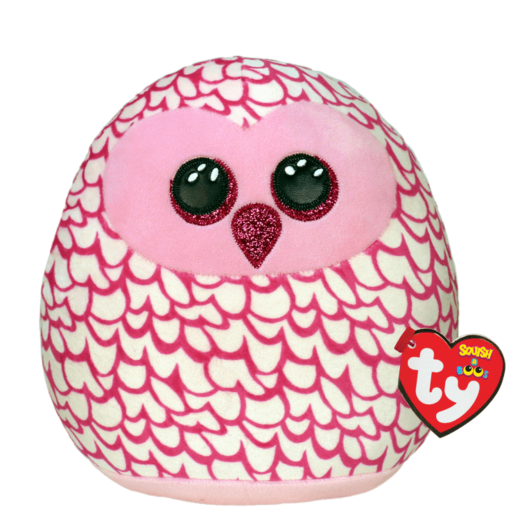 Pinky - Pink Owl Large
