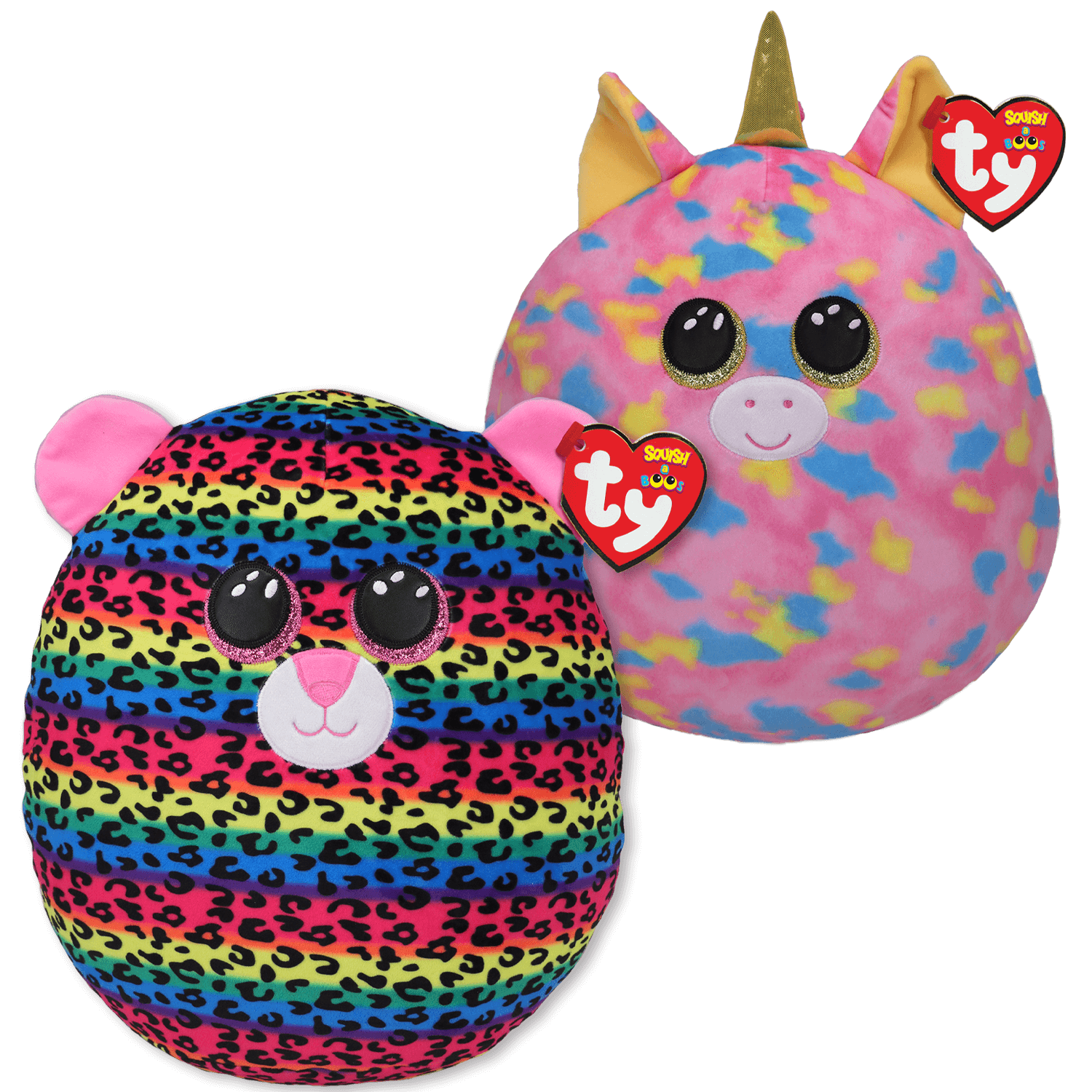 Dotty and Fantasia Bundle - Large Squish A Boos