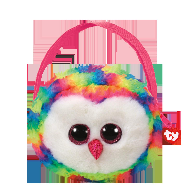 Owen - Owl Purse