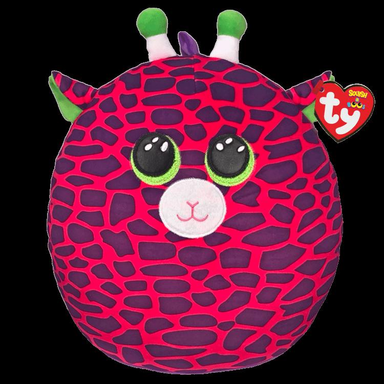 Gilbert - Pink Giraffe Large