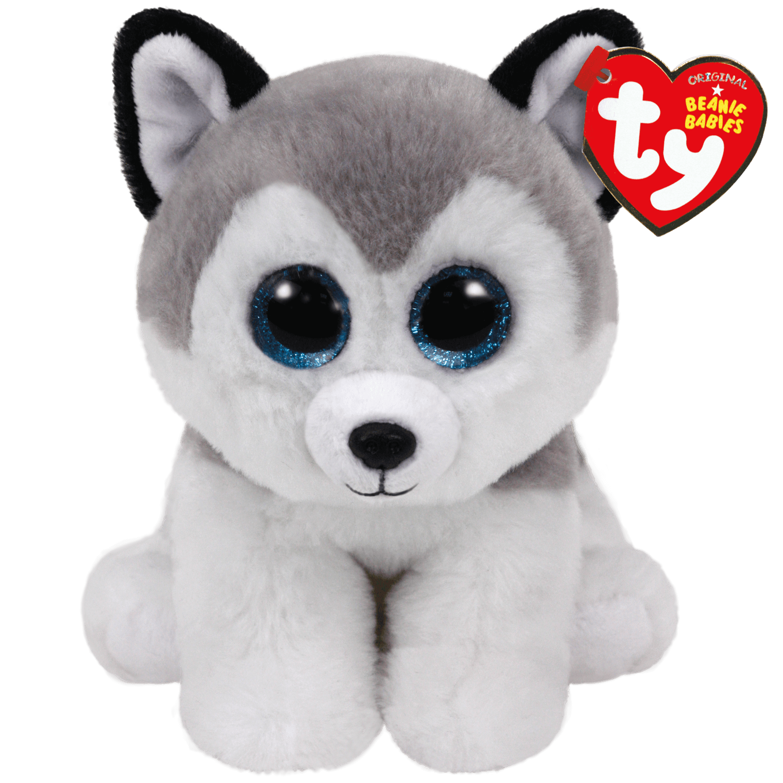 Buff - Grey And White Husky