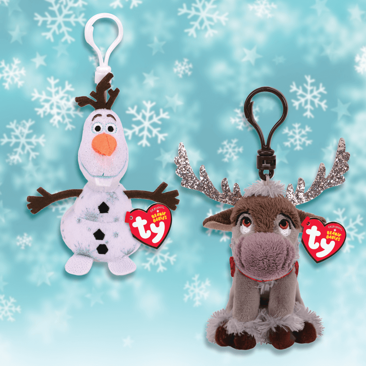 Olaf and Sven Clip Bundle - null