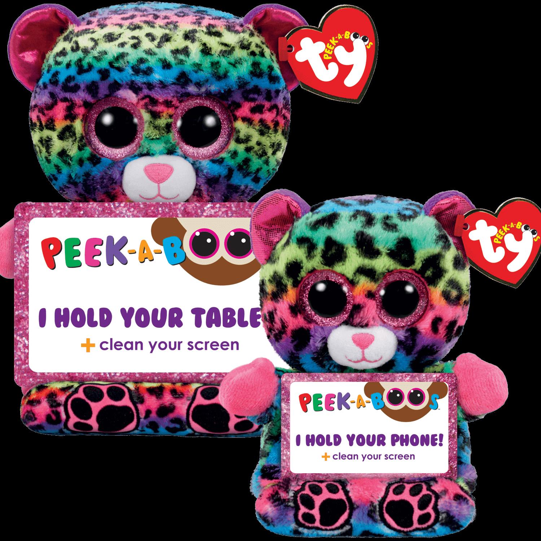 Leopard Peek A Boo Duo - null