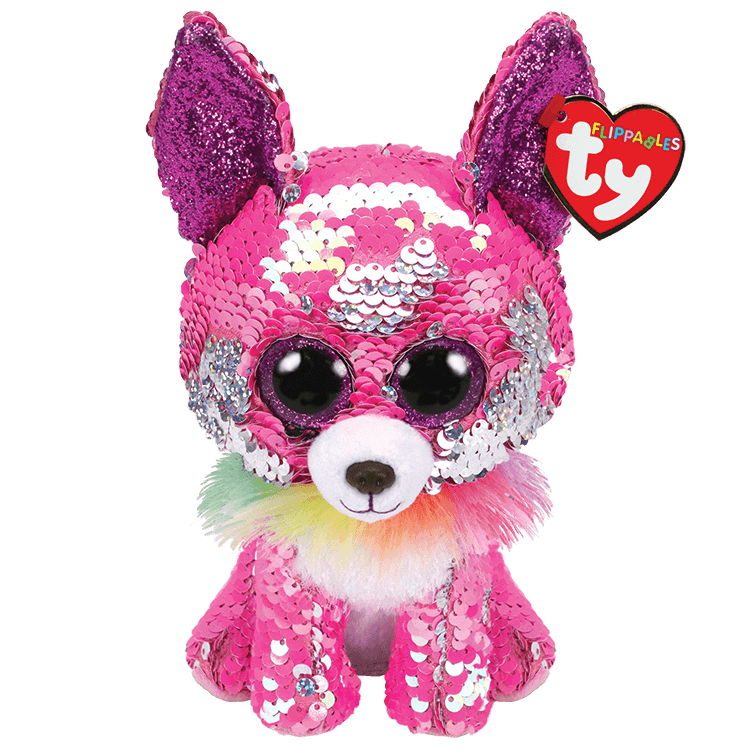 Charmed - Sequin Pink Chihuahua