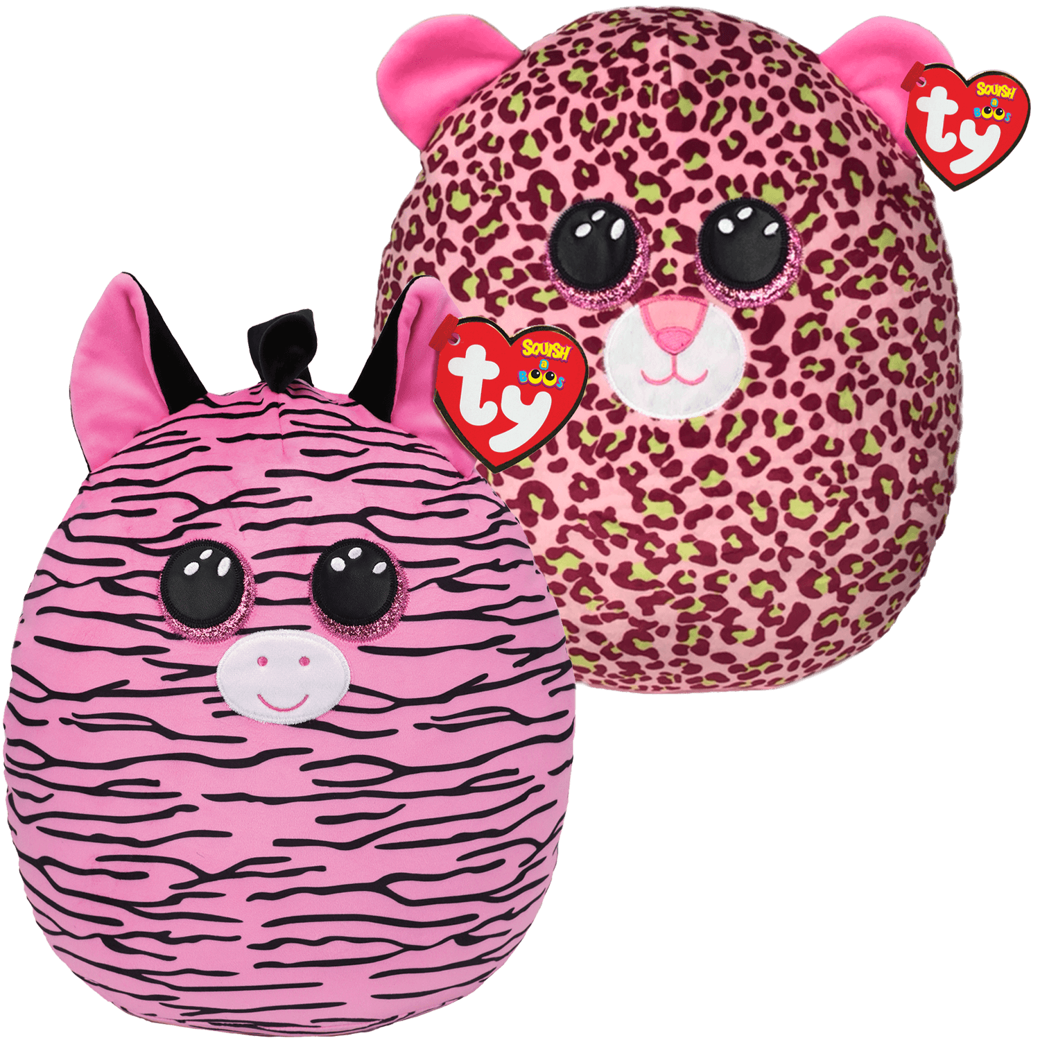 Lainey and Zoey Bundle - Large Squish A Boos