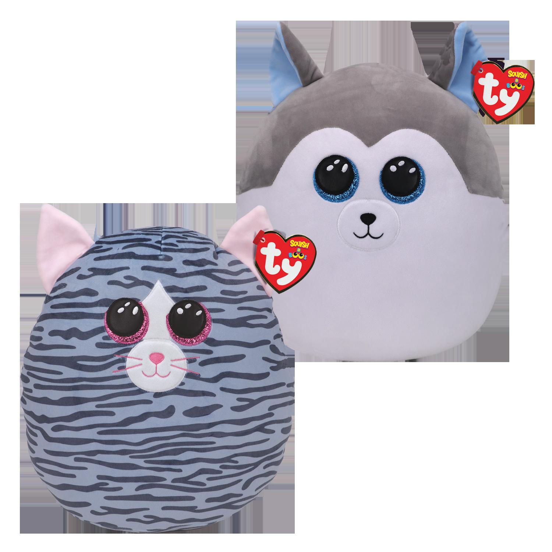 Pet Bundle - Medium Squish A Boos