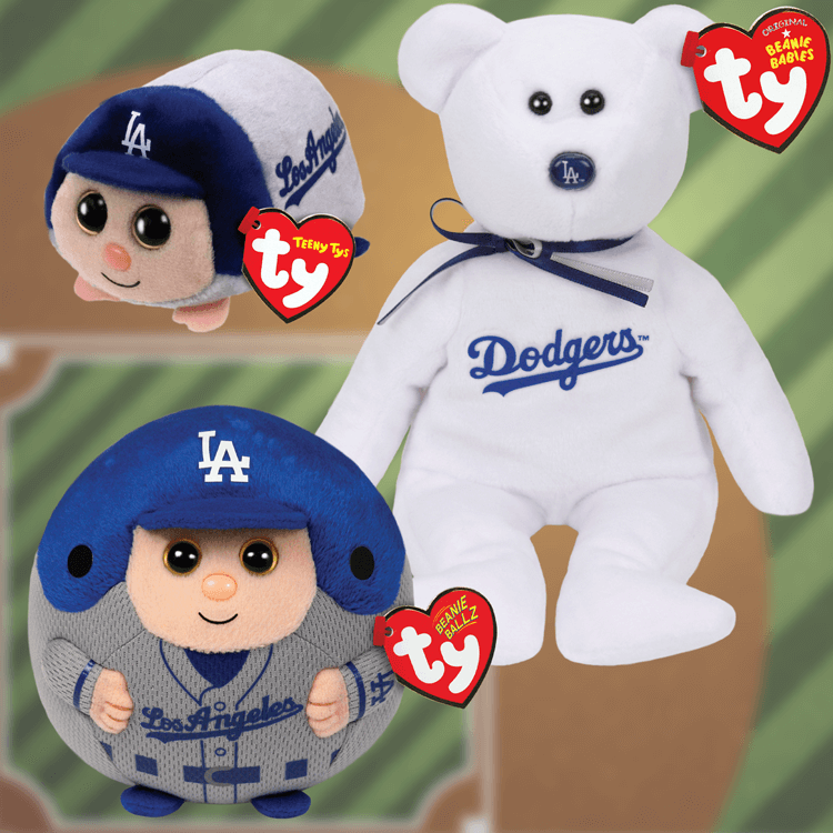 LA Dodgers MLB - Triple Play Bundle