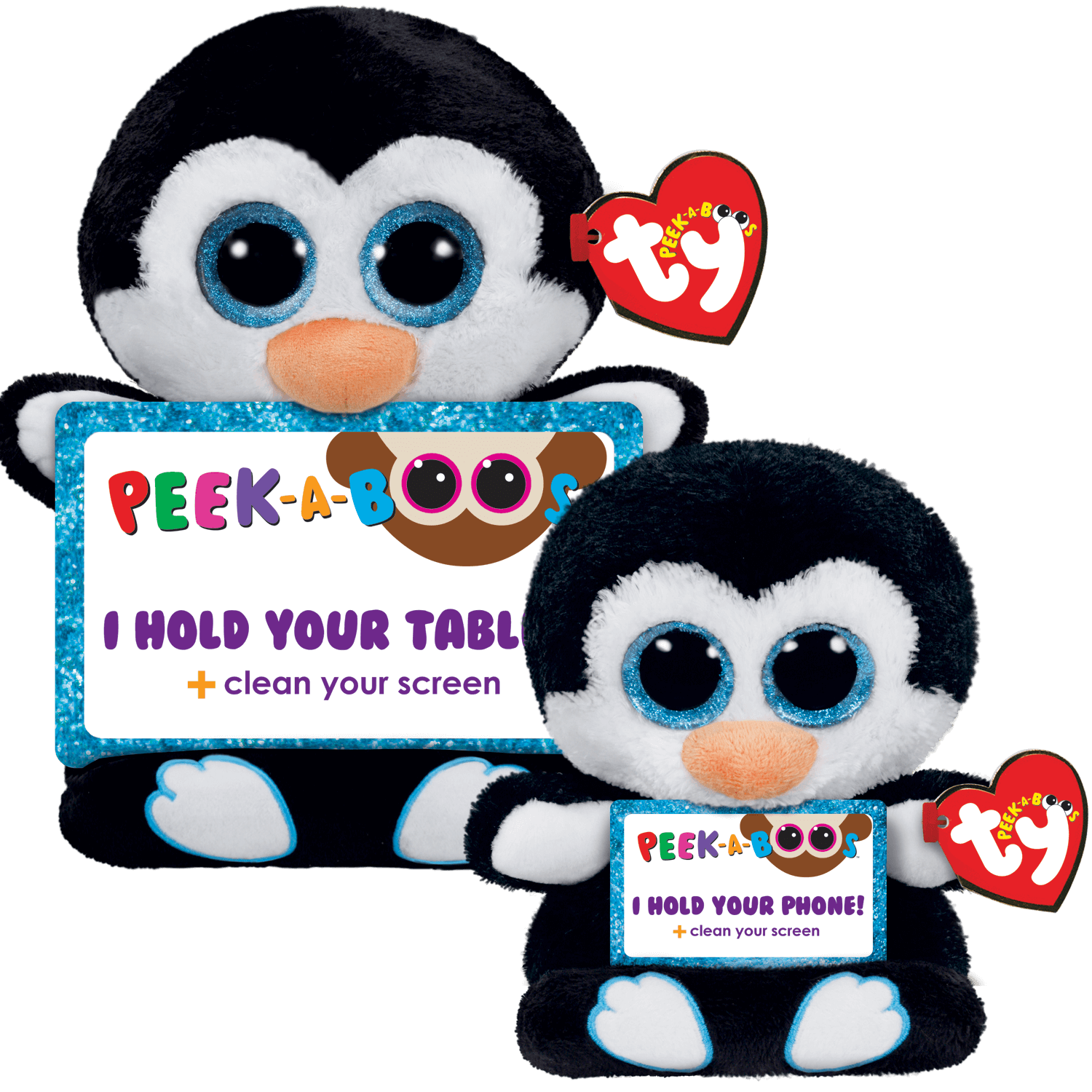 Penguin Peek A Boo Duo - null